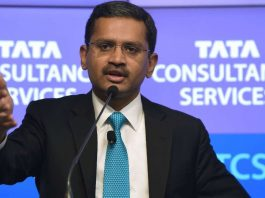 rajesh-gopinathan CEO MD TCS Tata Consultancy Services